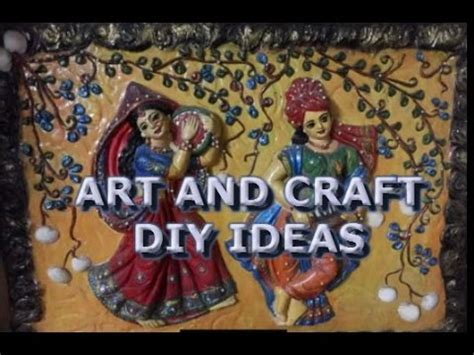 diy home decore ideas indian handicraft items for