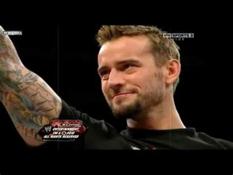 product for cm punk hairstyle cm punk attacks john cena and joins to nexus raw 12 27 10