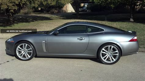 2 Door Jaguar 2007 jaguar xkr base coupe 2 door 4 2l