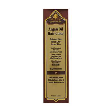 one n only argan oil hair color demi permanent glossing cream 2645314 jpg