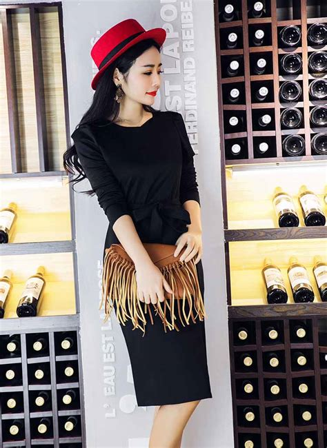 Baju Dress Dress Import dress cantik korea terbaru import toko baju wanita