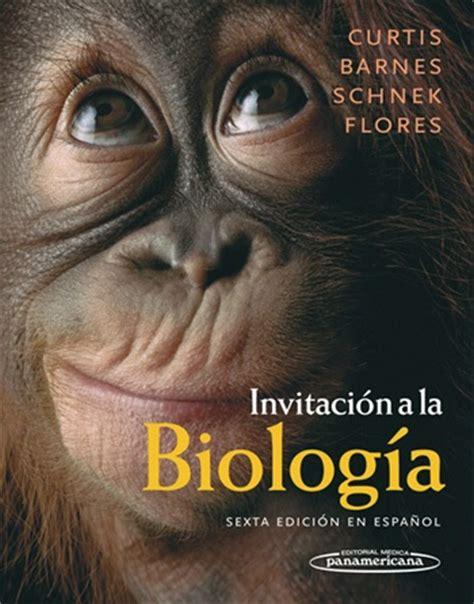 libro helena curtis biologia pdf invitaci 243 n a la biolog 237 a