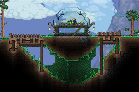 Terraria Gardening by Sprites Watering Can A New Gardening And Building Tool