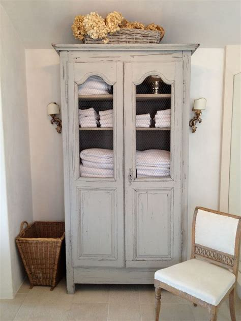 linen armoire cabinet brooke giannetti designer brooke giannetti velvet and