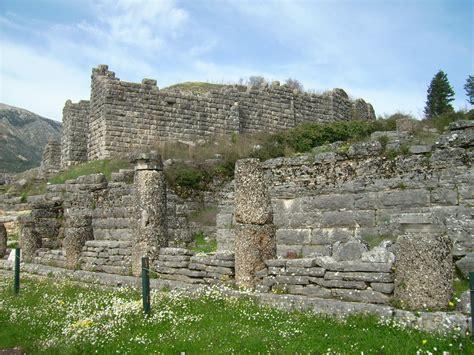 Delfi Black 80 Gr archaeological site of dodona gtp