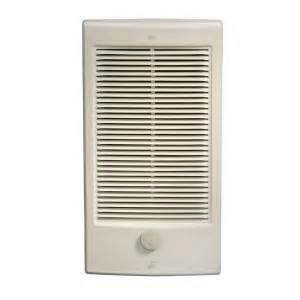 Home Depot Small Wall Heaters 1 500 Watt Electric Small Wall Heater Rdh1507tca The