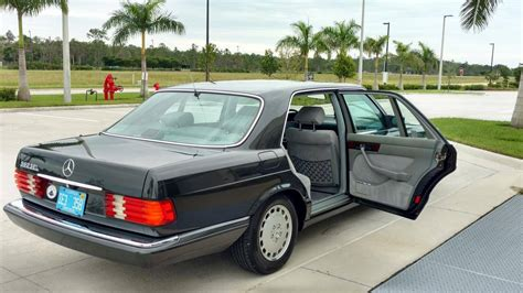 how to sell used cars 1987 mercedes benz e class engine control 1987 mercedes benz 560sel german cars for sale blog