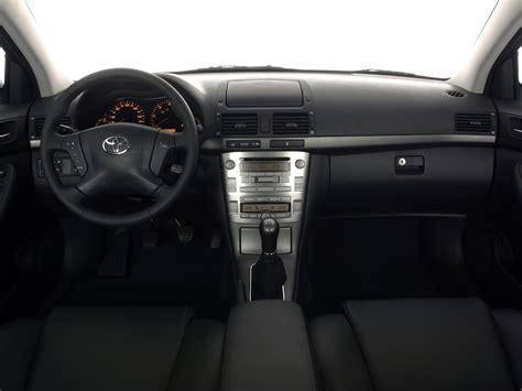 Toyota Avensis 2006 Interior by Toyota Avensis Specs 2003 2004 2005 2006 Autoevolution
