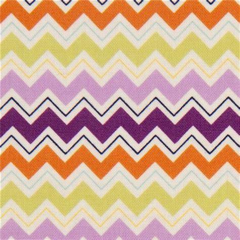pattern purple fabric riley blake laminate fabric mini zig zag pattern purple