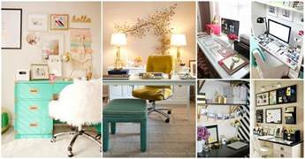 Home Office Ideas Decor 20 Stylish Office Decorating Ideas For Your Home