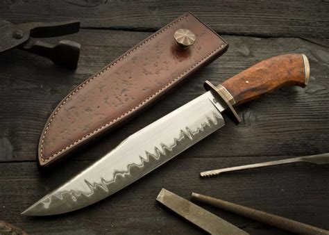 Knife Handmade - handmade bowie knife gallery