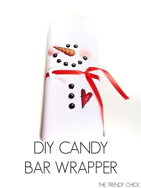 515 best crafts candy bar wrappers images on pinterest