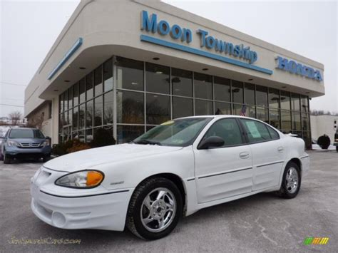 2003 pontiac grand am gt 2003 pontiac grand am gt sedan in summit white 136681