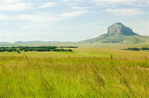 Landscape Pictures In South Africa South Africa Landscape Mountain Sky Clouds Grass