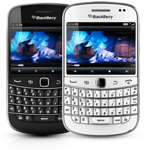 Hp Blackberry blackberry bold 9900