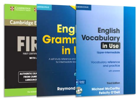 Grammar And Vocabulary For Fce With Answers And Cds cambridge fce grammar vocabulary