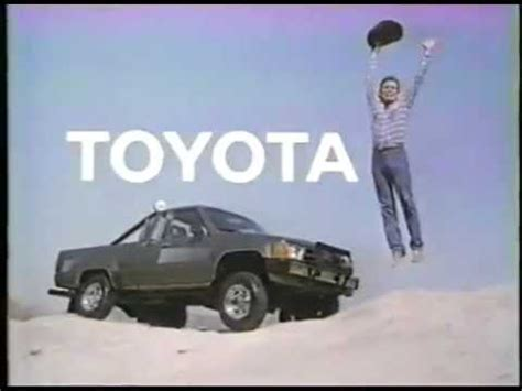 vintage toyota ad vintage 80 s oh what a feeling toyota commercial 2 w