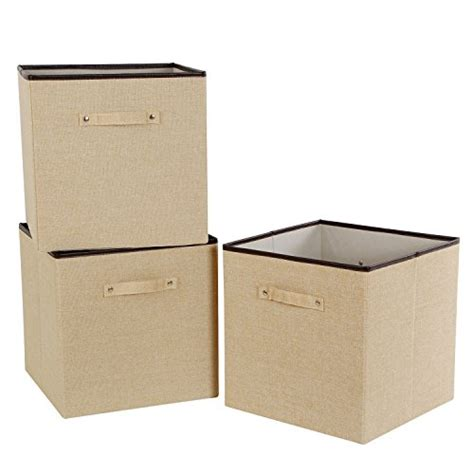 clothing storage bins lifewit foldable cube storage bins polyester drawer basket