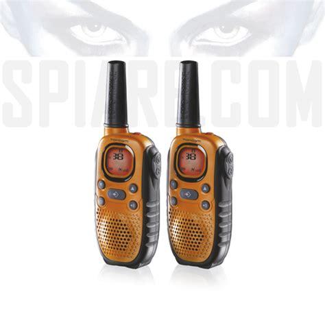spiare sotto il tavolo walkie talkie twintalker lunga distanza portata fino 10 km