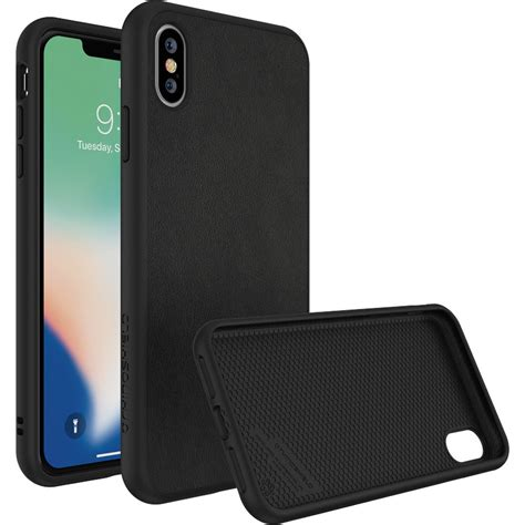 rhinoshield solidsuit for iphone xs max ssa0108661 b h