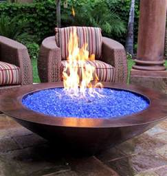 pit glass backyard pit ideas and designs for your yard deck or