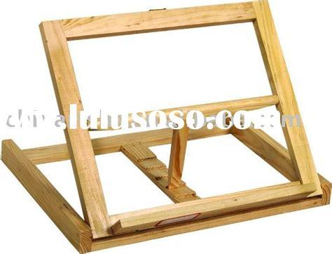 easel plans woodworking wooden tabletop easel diy easels design