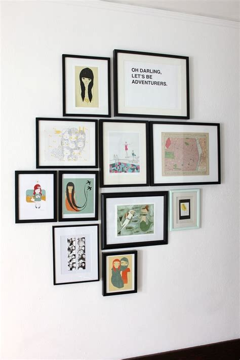 what can you use to hang pictures instead of nails 25 best ideas about hanging on hanging