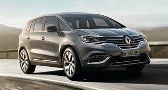Renault Espace 2017 Renault Espace Gains New Engine Modest Revisions
