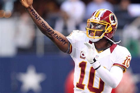 nfl tattoos the list nfl qbs with tattoos sbnation