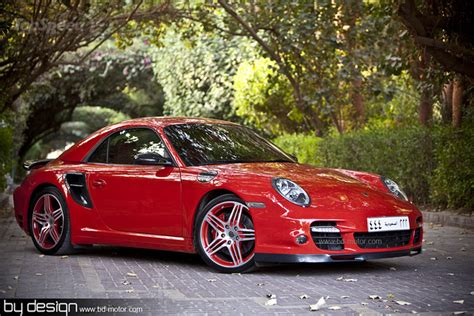 Porsche Tuned by 750 Hp Protomotive Tuned Porsche 911 Turbo Forcegt