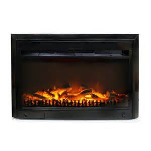 paramount ef 125 13 25 in electric retrofit fireplace