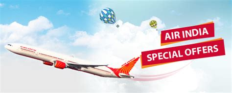 special offers air india