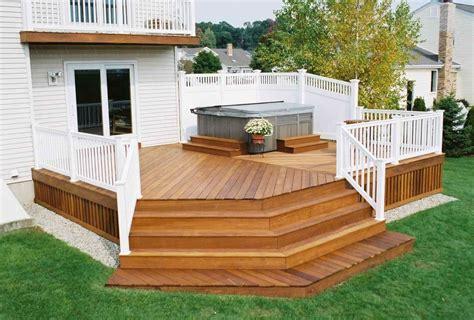 simple back deck ideas arch dsgn