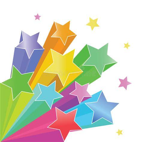 Rainbow White Syar I rainbow stock vector illustration of wallpaper