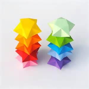 Formidable Decoration Avec Du Papier #4: etoile-en-papier-origami.jpg