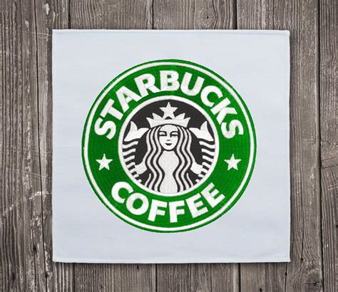 design a starbucks logo starbucks coffee logo embroidery design embroiderydownload