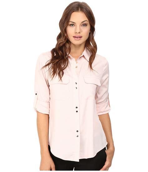 Trumpi Blouse ivanka button blouse at zappos