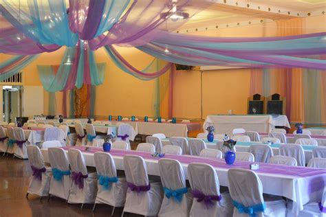 Marriage hall decoration photos