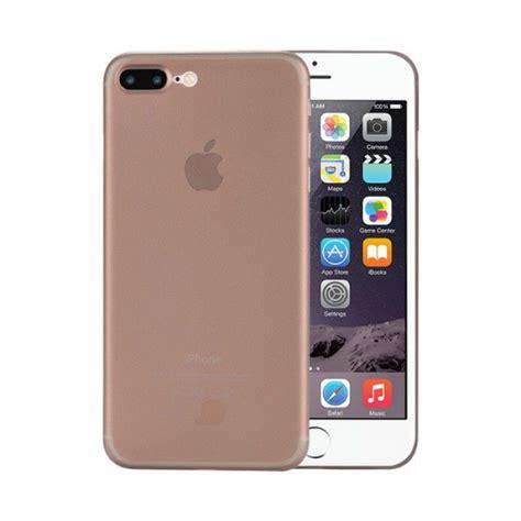 jual shumuri iphone 7 plus 8 plus slim grey