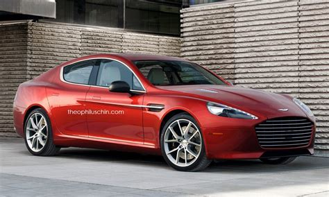 aston martin sedan small aston martin sedan rendered looks like a smaller