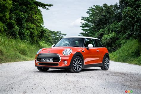 2019 Mini Cooper 3 by 2019 Mini Cooper 3 Door Review Car Reviews Auto123