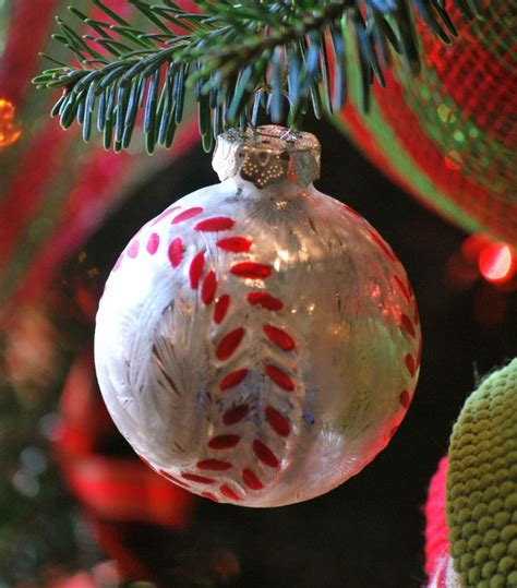 1000 images about baseball christmas tree ornaments on