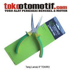 Tang Lancip Ukuran 6 precision screwdriver 12 in 1 set tekiro obeng yang