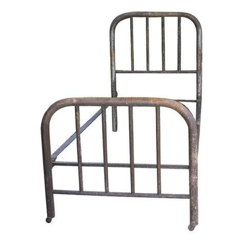 industrial twin bed pin by chairish on industrial modern decor pinterest