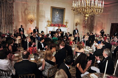 ball in the house president trump speaks at the governors ball daily mail online