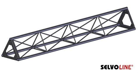 traliccio triangolare traliccio triangolare lato 30 cm tralicci selvoline