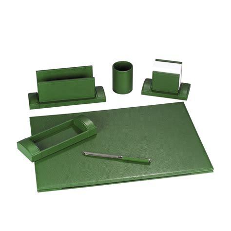 set scrivania pelle set scrivania direzionale arte pellettieri