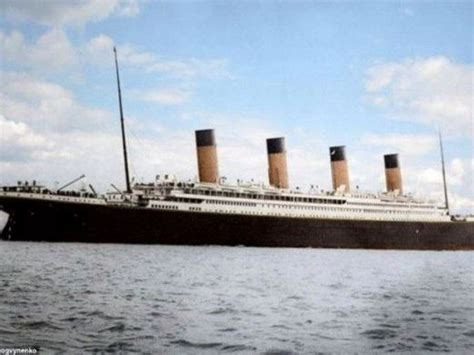 imagenes originales titanic impresionantes fotos originales del titanic llevadas a