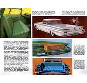 Directory Index Chevrolet El Camino GMC Caballero/1960