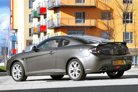 hyundai coupe 2002 2010 used car review car review
